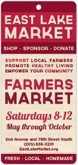 East Lake Farmers Market
