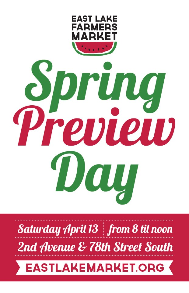 Spring Market Preview Day